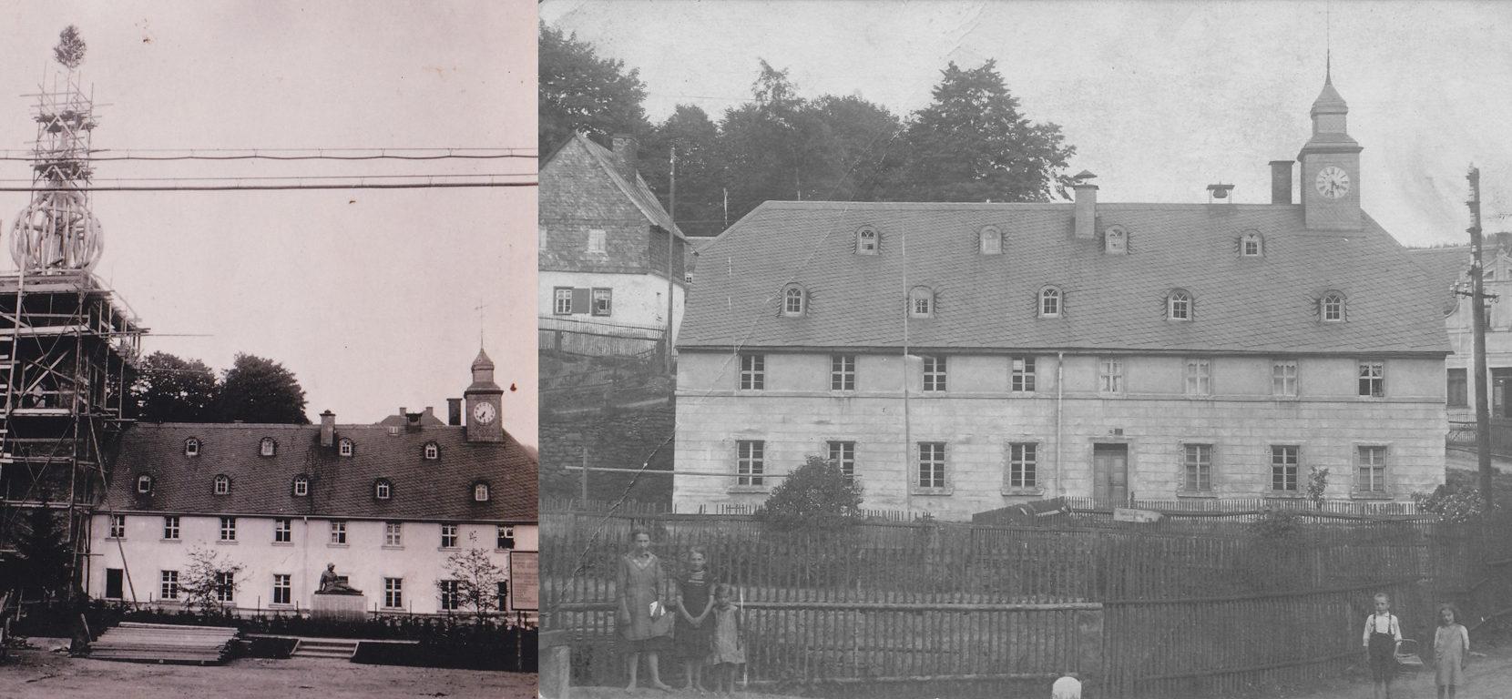 Chronik Kirche Wernesgrün