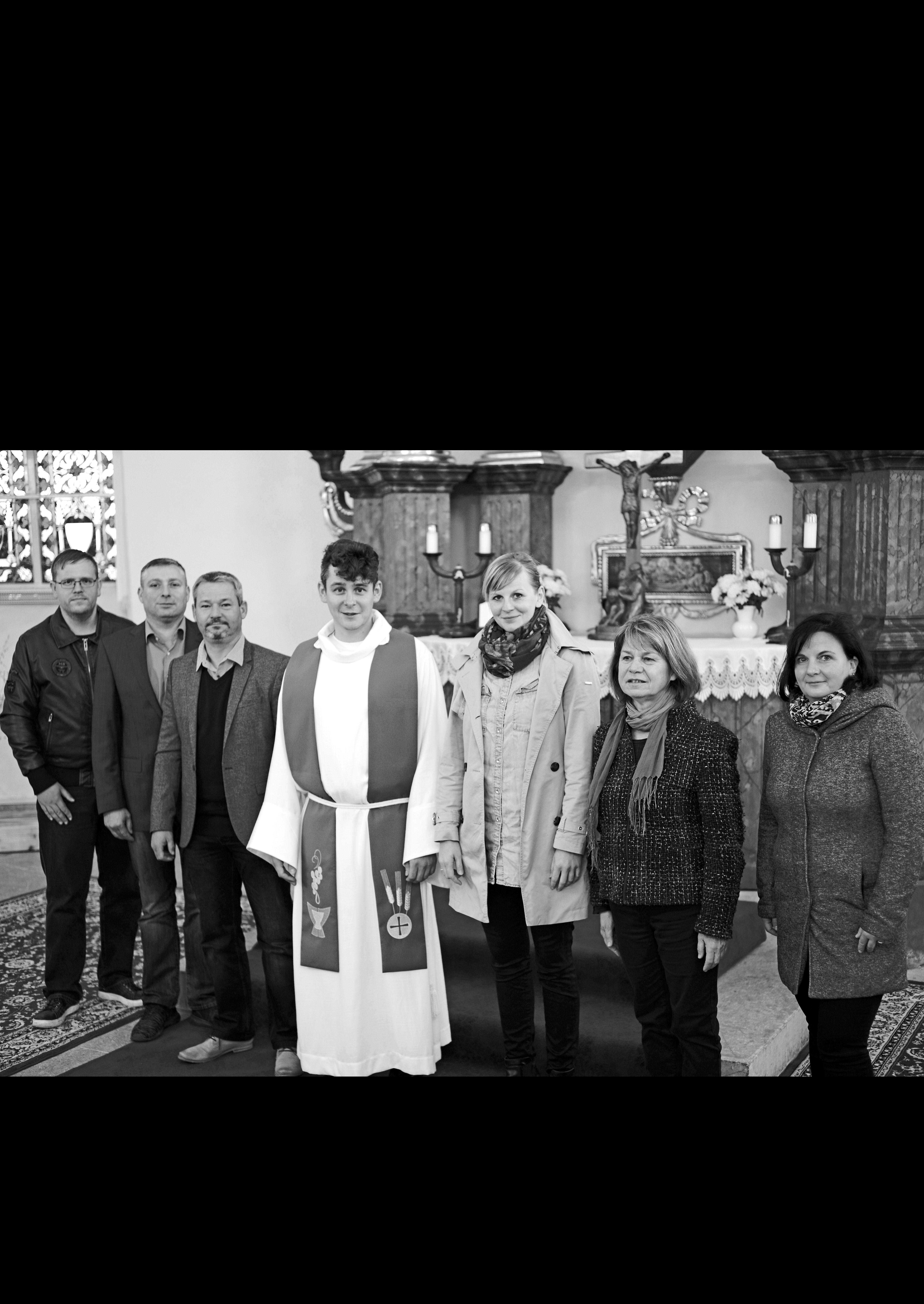 Kirchgemeindevertretung Rothenkirchen-Wernesgrün