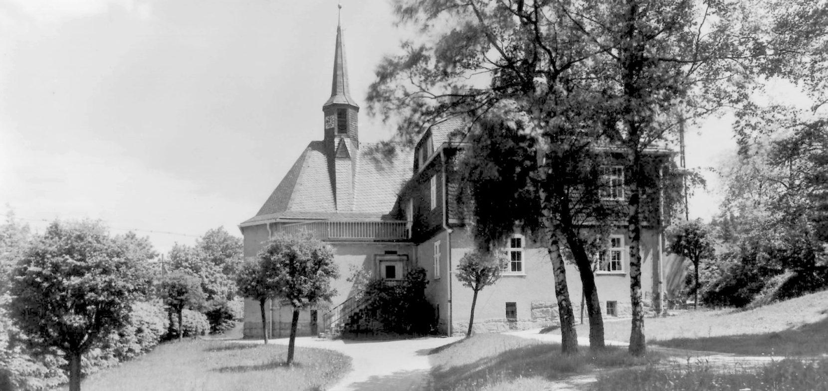 Chronik der Paul-Gerhardt Kirche Schnarrtanne-Vogelsgrün